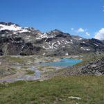 kalter Bergsee
