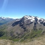 Ausblick von gaaaaanz oben (Bormio 3000)